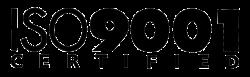 HJ-Energi ISO9001 certificeret